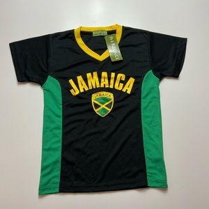 Jamaica Kids Jersey T-Shirt - NWT